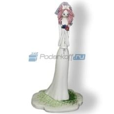 Фарфоровая статуэтка Невеста