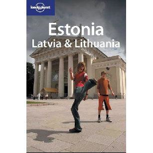 Книга Estonia, Latvia & Lithuania