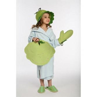 Комплект для сауны «Фруктовый сад — патиссончик»