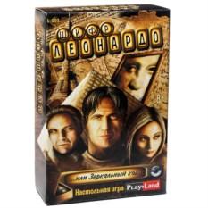 Настольная игра «Шифр Леонардо»