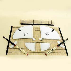 Набор для риса и суши «Веер»