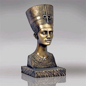 Статуэтка: Нефертити