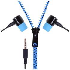 Наушники-молния «Zipper»