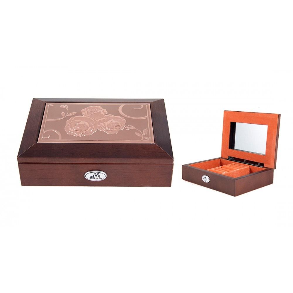 Шкатулка ювелирных изделий (MORETTO)   Шкатулки для украшений 152e284ace1