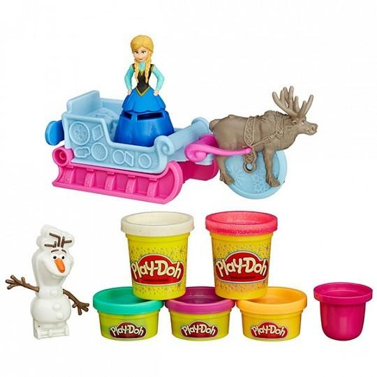 Игровой набор Play-Doh Холодное Сердце (Hasbro)