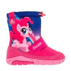 Розовые сноубутсы для девочек My Little Pony