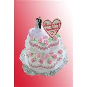 Свадебный торт №31