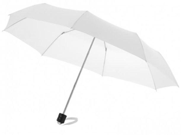 Складной механический зонт