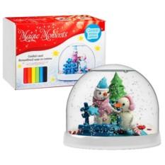 Набор «Создай Волшебный шар. Снеговик и Ангел»