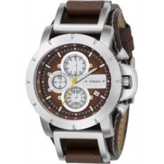 Стильные мужские часы-хронограф Fossil JR1157