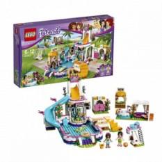 Конструктор Lego Friends Подружки. Летний бассейн