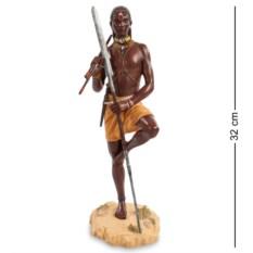 Статуэтка Воин племени Масаи