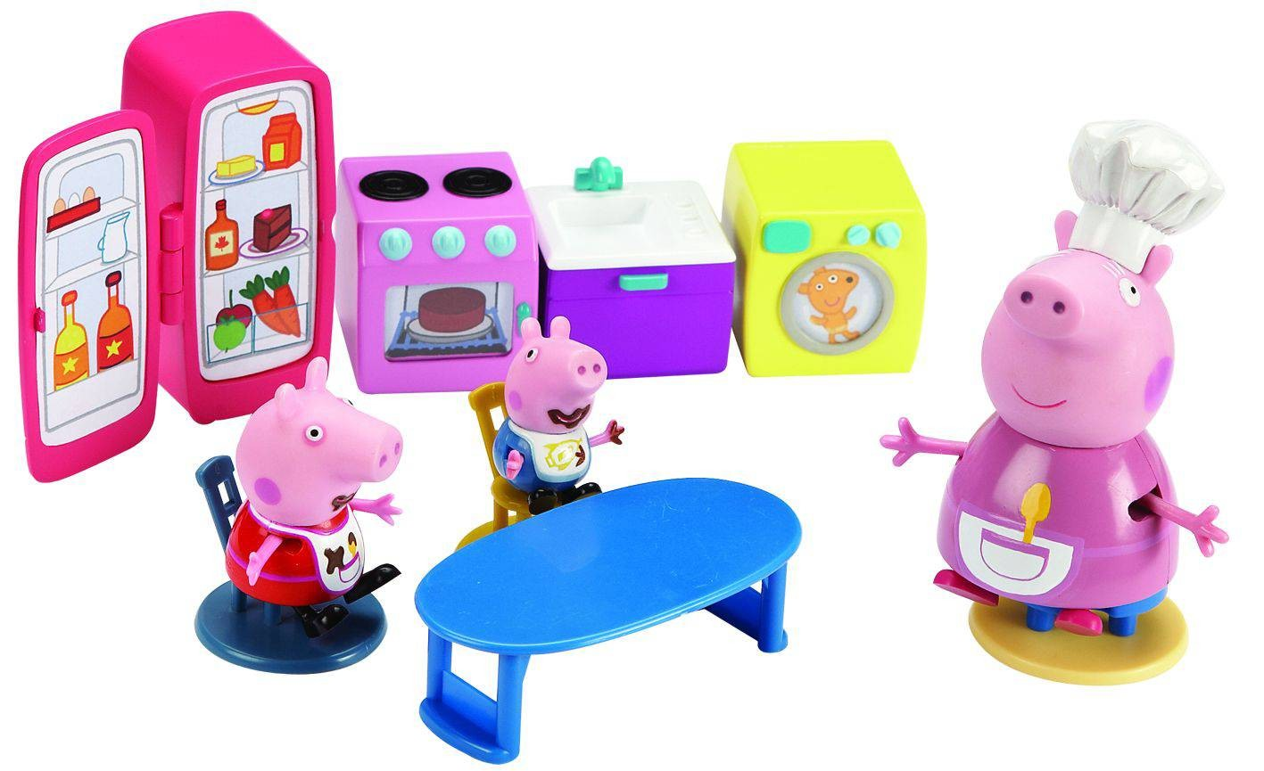 Игровой набор Кухня Пеппы (Toy Options (Far East) Limited)