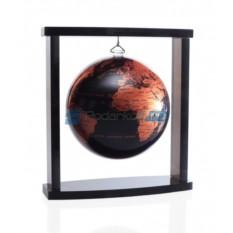 Глобус мобиле на подвесе с политической картой мира