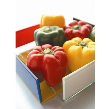 «Геометрия». Ваза для фруктов