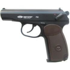 Пневматический пистолет Gletcher PM (пистолет Макарова)