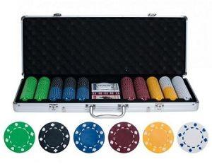 Покерный набор Bez 500