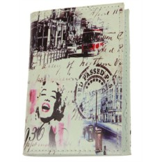 Мини-портмоне для кредитных/дисконтных карт Эйфелева башня