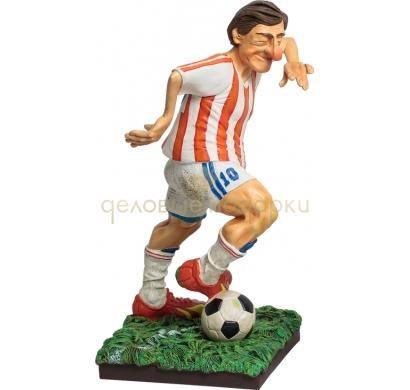 Скульптура Футболист