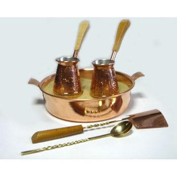 Турецкий набор для кофе