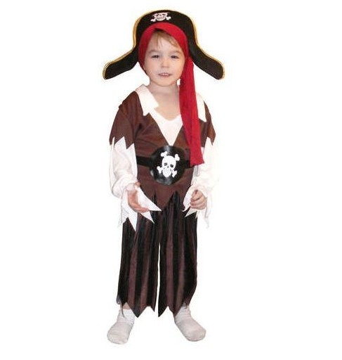 Детский карнавальный костюм Пират