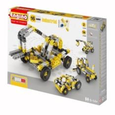 Конструктор Pico builds/inventor Спецтехника (16 моделей)