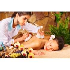 Тайский массаж и массаж мешочками «Дыхание Сиама»
