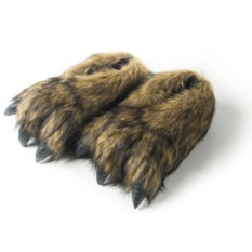 Тапочки Лапы медведя
