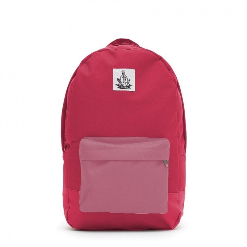Рюкзак Якорь: Малый бот II ранга, розовый