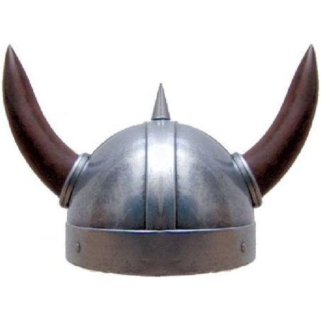 Шлем викинга с рогами, IX в.