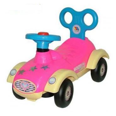 Каталка-авто «Сабрина»