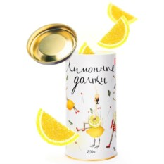 Мармелад Лимонные дольки (250 гр)