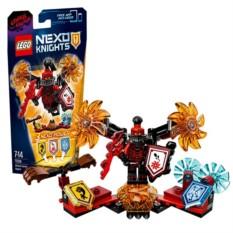 Конструктор Lego Nexo Knights Генерал Магмар