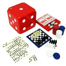 Игровой набор Куб 6 в 1