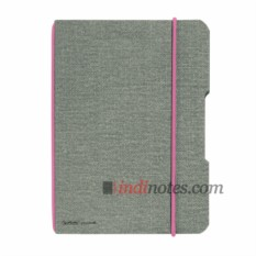 Тетрадь A5 Canvas Pink от Herlitz my.book Flex
