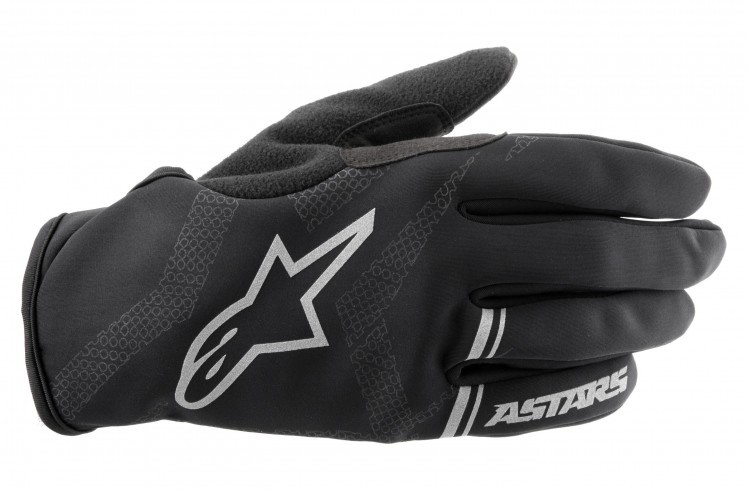 Перчатки Alpinestars Stratus Black