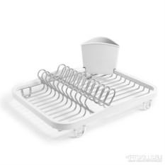 Сушилка для посуды Sinkin (цвет: белый-никель)
