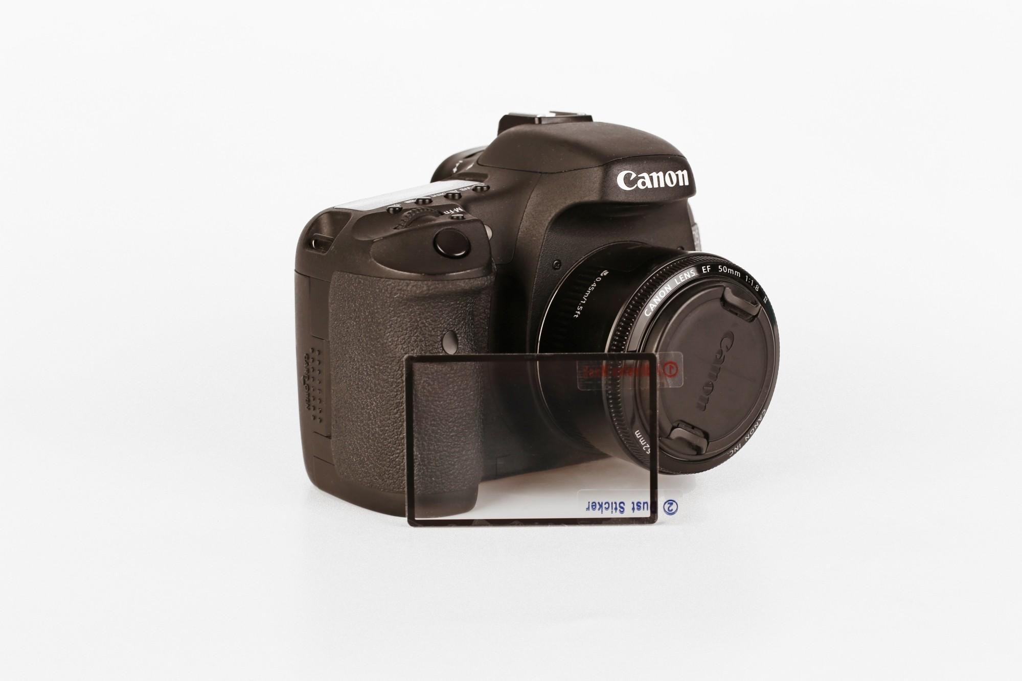Защитные стекла GGS для фотоаппаратов