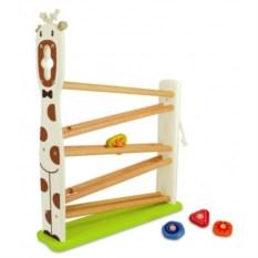 Развивающая игрушка Весёлый жираф