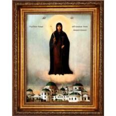 Икона Божьей Матери Неугасимая Свеча. Вратарница Угличская
