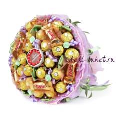 Букет из конфет Торжество