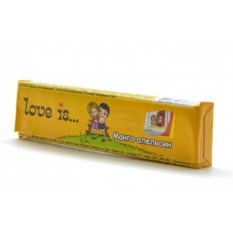 Жевательная конфета Love is..Манго-Апельсин