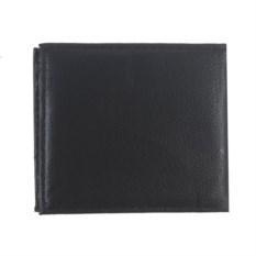 Черное мужское портмоне Джон