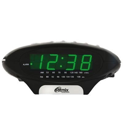Радиочасы с большим ЖК-дисплеем и MP3 входом