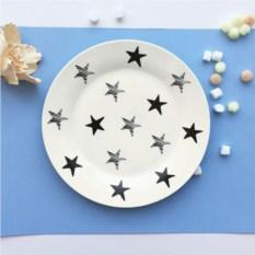 Фарфоровая тарелка My little Star