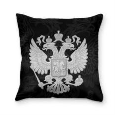 Подушка с 3D принтом Герб России