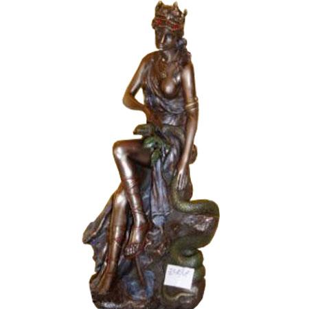 Статуэтка «Гигиея — богиня здоровья»