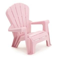 Розовый садовый стульчик LittleTikes