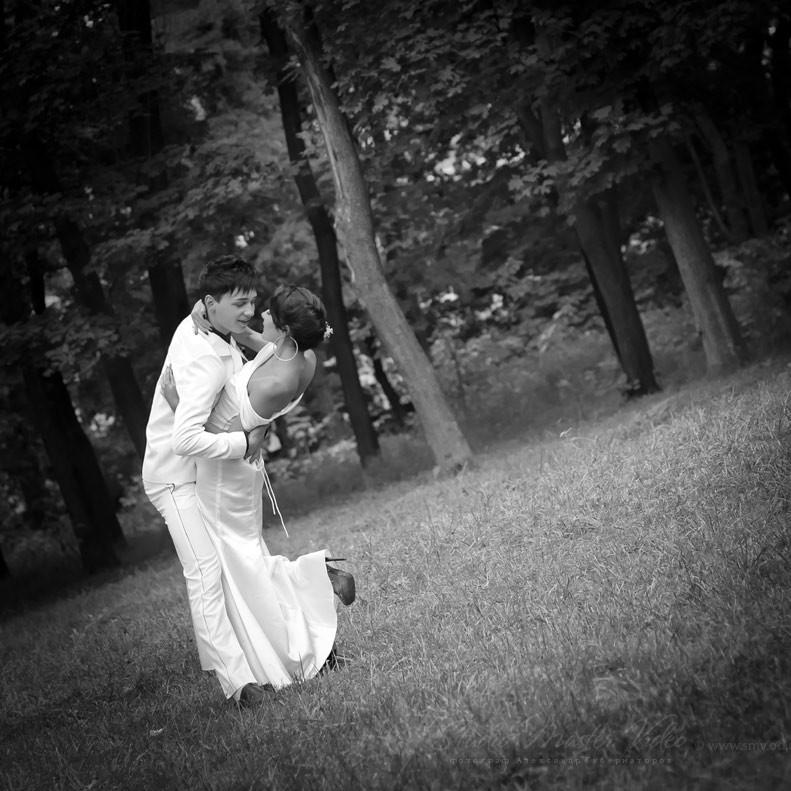 Подарочный сертификат: Свадебная фотосессия