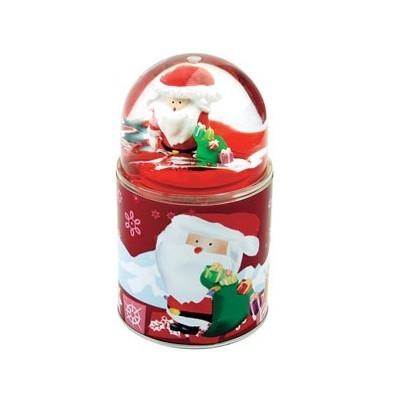 Новогодний набор подарков красного цвета